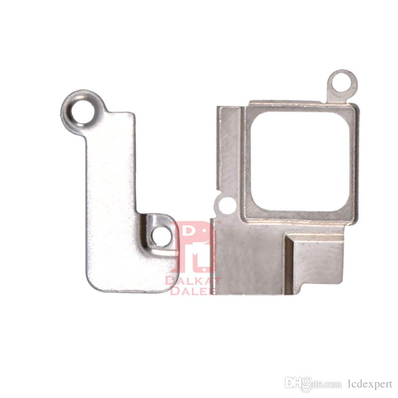 Full Body Inner Small Holder Bracket Shield Plate For iPhone 5 5G Metal Iron Body Parts Set Kit Phone Replacement Repair Parts