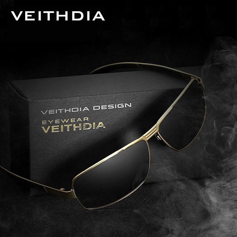 91c5a442b9 VEITHDIA With Original Case Polarized Sunglasses Men Brand Designer Vintage  Male Sun Glasses Gafas Oculos De Sol Masculino 2490 Boots Sunglasses Tifosi  ...