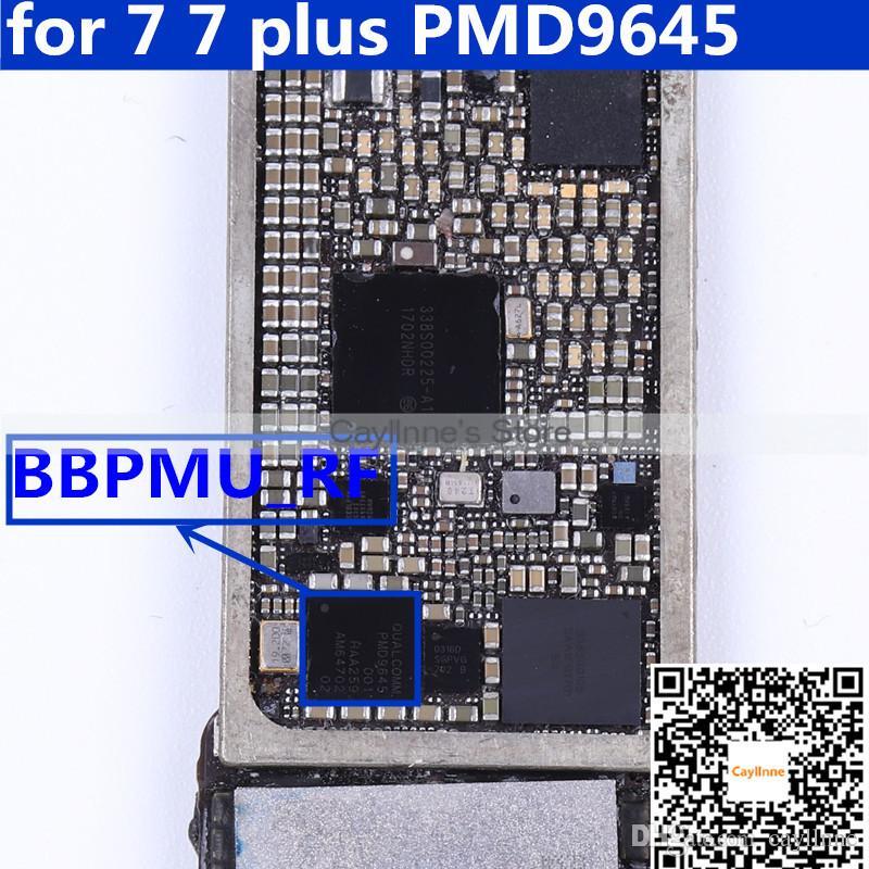 Compre 100 Original Novo Para Iphone 7 7 Plus Pmd9645 Baseband