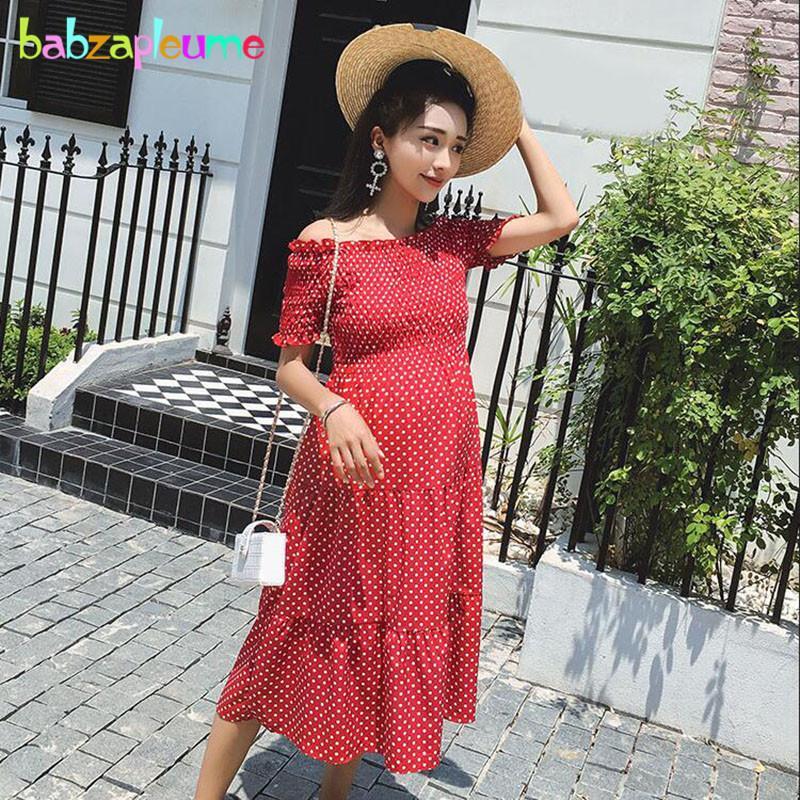 741ad51f1 Compre Vestidos De Maternidad De Verano Para La Sesión De Fotos Embarazo  Ropa De Las Mujeres Embarazadas Más El Tamaño De Moda Sin Mangas Playa  Vestido ...