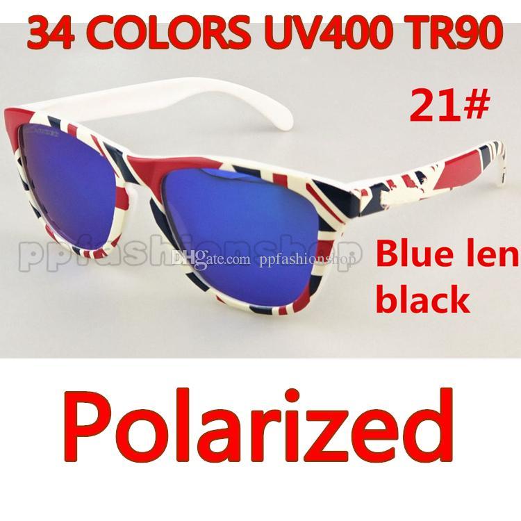 a775d13001 Compre Gafas De Sol De Marca Gafas De Sol De Diseñador Gafas De Sol  Polarizadas De Rana Gafas De Sol 9102 TR90 Sport Driving Glasses es A $6.91  Del ...