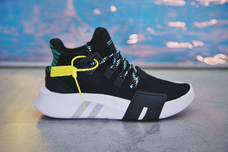 5aac0418a Top Quality EQUIPMENT Running SUPORT EQT17 Mens Sports Shoes Black ...