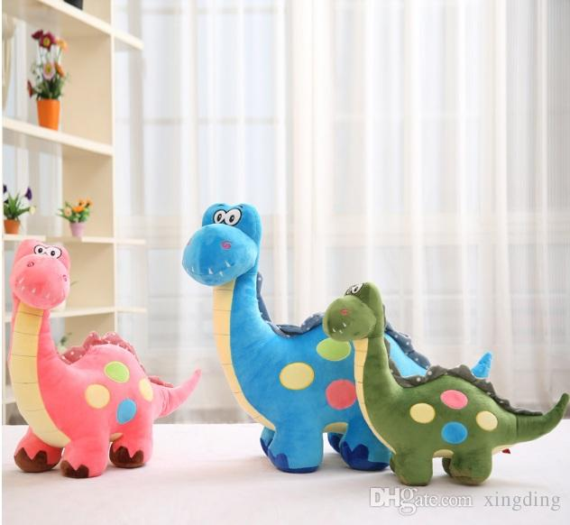 New 50cm 3 colors Movie The Good Dinosaur Plush Toys Arlo Stuffed Doll Cartoon Plush Toy For Children Christmas Birthday Gift
