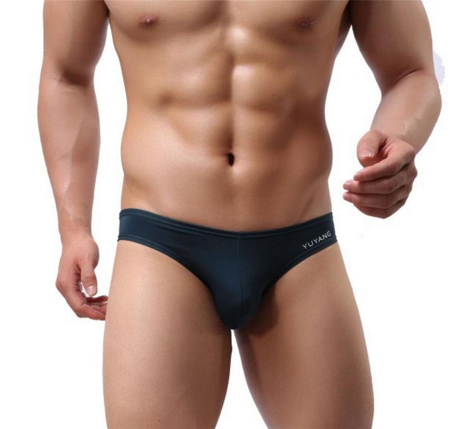 a8363bf4c899 2019 Mini Sexy Brief Men Underwear Classic Enhance Bulge Pouch Bikini  Seamless Jockstrap Briefs Big Size S/M/L/XL From Ferdinand07, $21.59 |  DHgate.Com