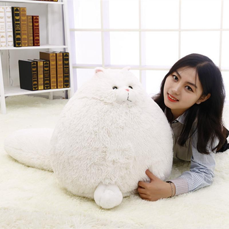 Kawaii Plush Fluffy Persian Cats Plush Cats Toys For Children