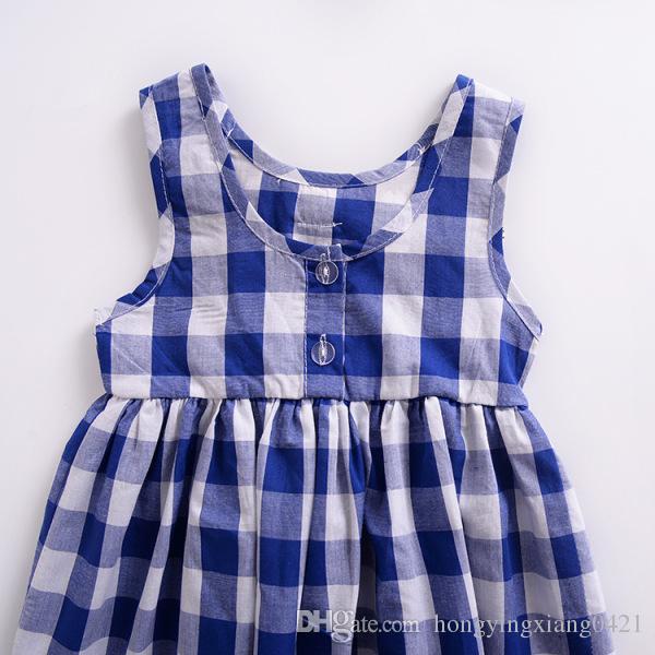 Big Bowknot New Baby Girls Mini Dress Baby Summer Fashion Style Short Sleeve Party Dress KA849