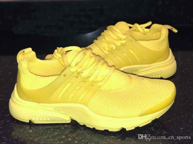 scarpe da ginnastica gialle nike