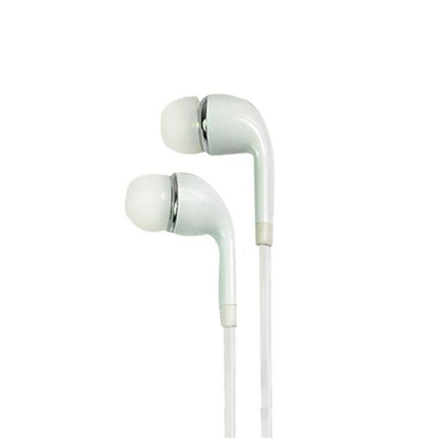 S4 S6 j5 Casques stéréo dans l'oreille avec microphone et contrôle du volume Casque pour Samsung Galaxy Universal pour les téléphones Android iphone