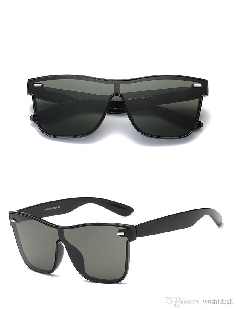 Compre Homens De Luxo Da Marca Designer 4440 Óculos De Sol Para Mulheres  Dos Homens De Proteção UV Óculos De Sol Esporte Ao Ar Livre Retro Óculos De  Sol Com ... 85af46193f