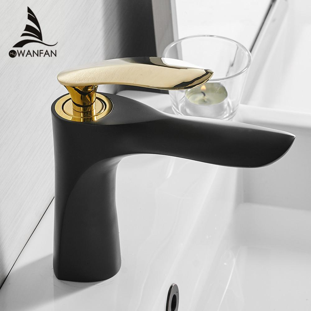 2018 Basin Faucets Elegant Bathroom Faucet Hot And Cold Water Basin ...