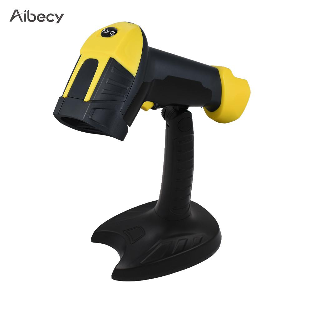 Aibecy Q8 Usb Automatic Barcode Scanner For Mac Windows Android