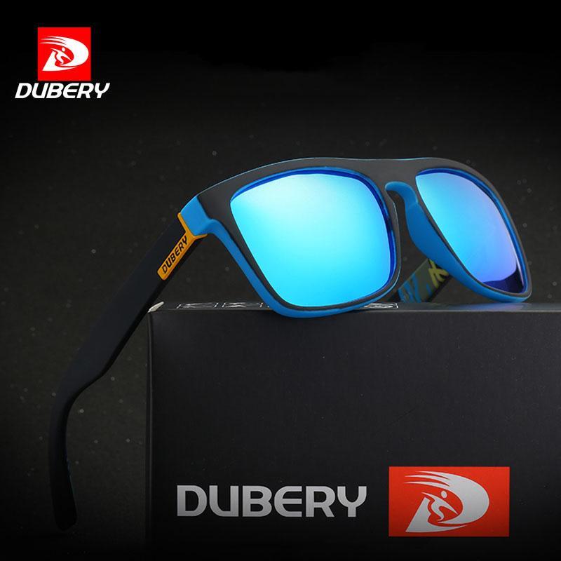 0455412e38 DUBERY Polarized Sunglasses Men S Sport Driving Shades Male Sun Glasses For  Men Retro Cheap Summer Luxury Brand Designer Oculos Round Sunglasses Cheap  ...