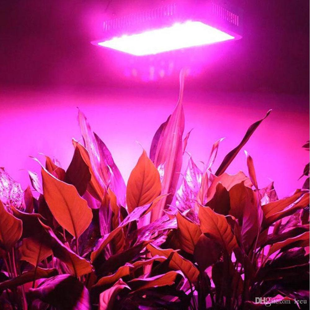 Vollspektrum-LED wachsen Licht Lampe Panel 900W Garten Hydro wachsenden Lampe Indoor-Gewächshaus für Pflanzen säen Flower Gemüse