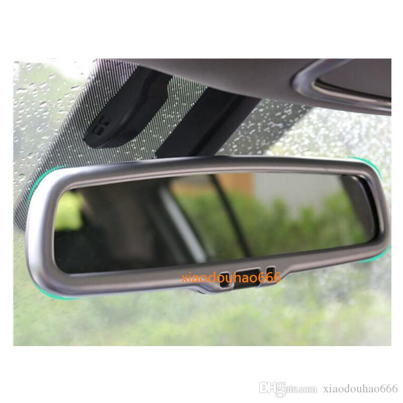 High Quality Abs Chrome Inner Back Rear View Rearview Side Mirror