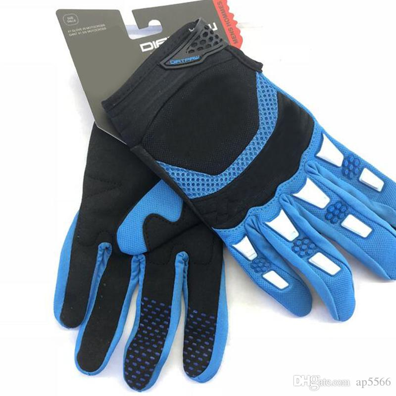 2019 Fox Cycling Motorcycle Racing Gloves Autumn Winter Full Finger