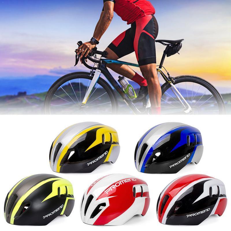 d27c85ec92 Compre Nuevo Unisex Ciclismo Casco Bicicleta De Carretera Casco De  Entrenamiento Deportes Al Aire Libre Ciclismo De Bicicleta De Montaña Con  Gafas ...