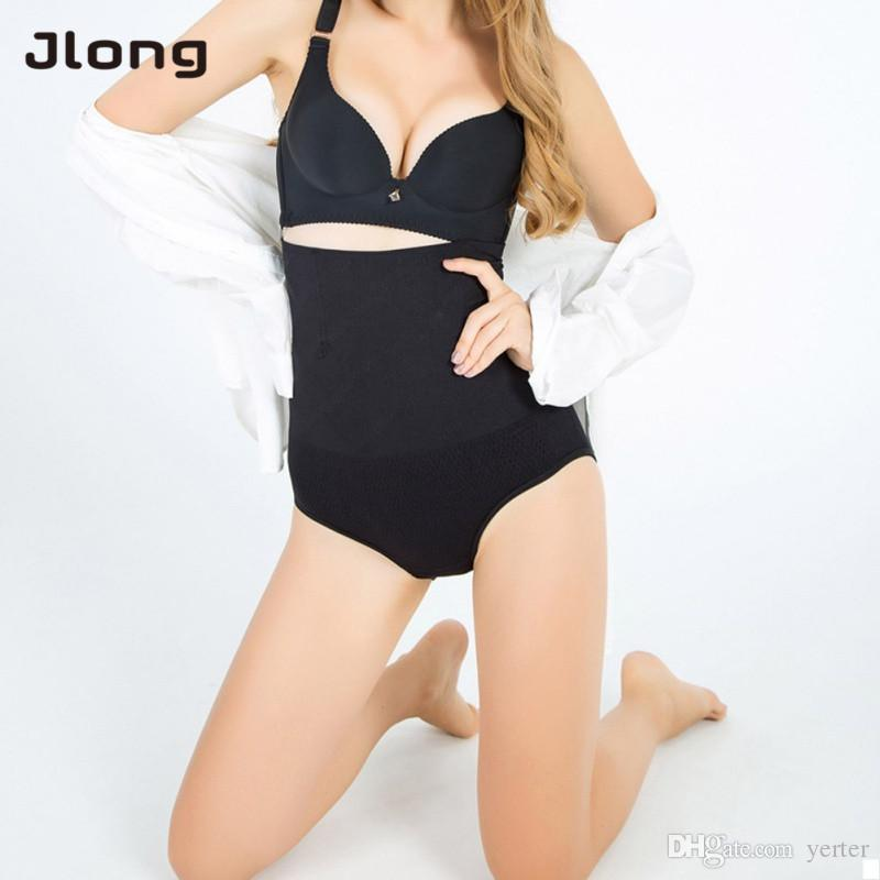 a2a28ac131e 2019 Women Seamless High Waist Corset Slimming Tummy Control Knickers  Breathable Pants Shapewear Underwear Body Shaper Lady Corset From Yerter
