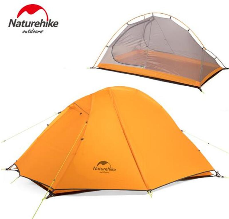 Cheap Blue Play Tent Best Event Dome Tents  sc 1 st  DHgate & Naturehike 2 Person Ultralight Backpacking Cycling Tent 20D Silicon ...