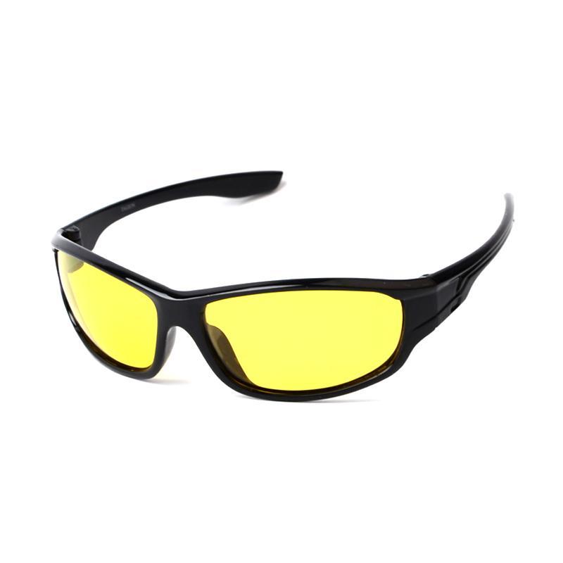0c678726e0517 TAGION Hot Sale Polaroid Sunglasses Men Plastic Frame Retro Sun Glasses  Night Vision Driving Eyewear Yellow Lenses Fishing Electric Sunglasses  Fastrack ...