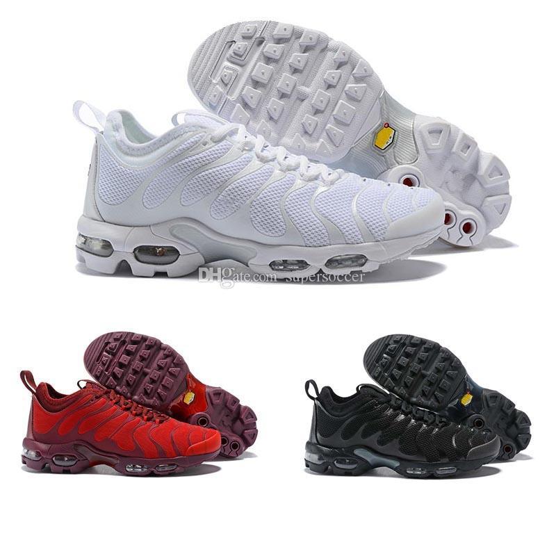 online store e6a85 37de9 Compre Nuevo Llega Tn Zapatillas Para Hombres Tn Zapatillas De Malla  Transpirable Deporte Zapatillas De Deporte Tamaño 36 46 A  86.44 Del  Supersoccer ...