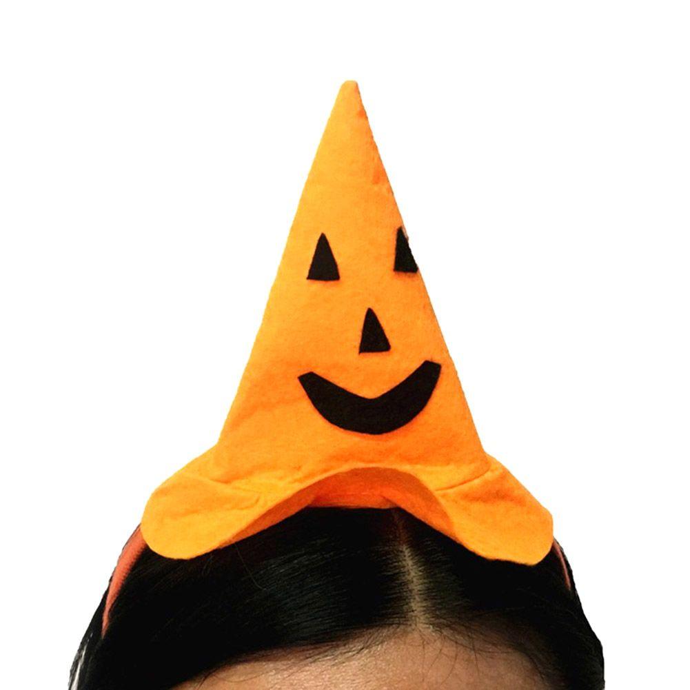 halloween costumes baby girl witch hat headband hairband headpiece