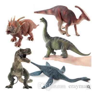 Jurassic 2 Dinosaurier Modell Raubvogel Simulation Modell Kinderspielzeug Film, TV & Videospiele