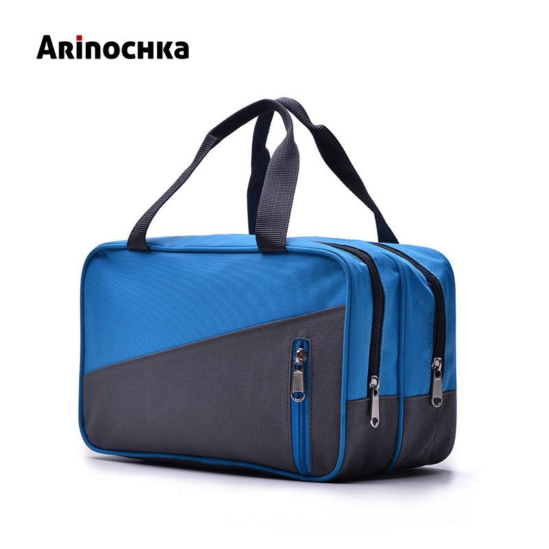 3225f2fef943 Women Fashion Oxford Waterproof Beach Bag Large Capacity Portable Travel  Bag Hand Luggage Clothes Organizer Girl Duffle Bags