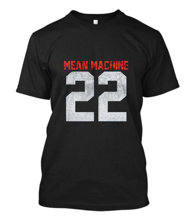 New MEAN MACHINE 22 The Longest Yard Movie Le arti marziali combattono t-shirt taglia S-5XL