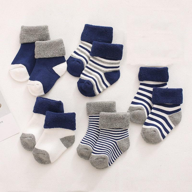 Newborn 0 24m Kids Wool Warmkeeping Socks Girl Boy Children Sock Kids Short  Socks For Unisex Baby Wool Child Sox Merino Wool Socks Travel Socks From ... 4bb129939b36