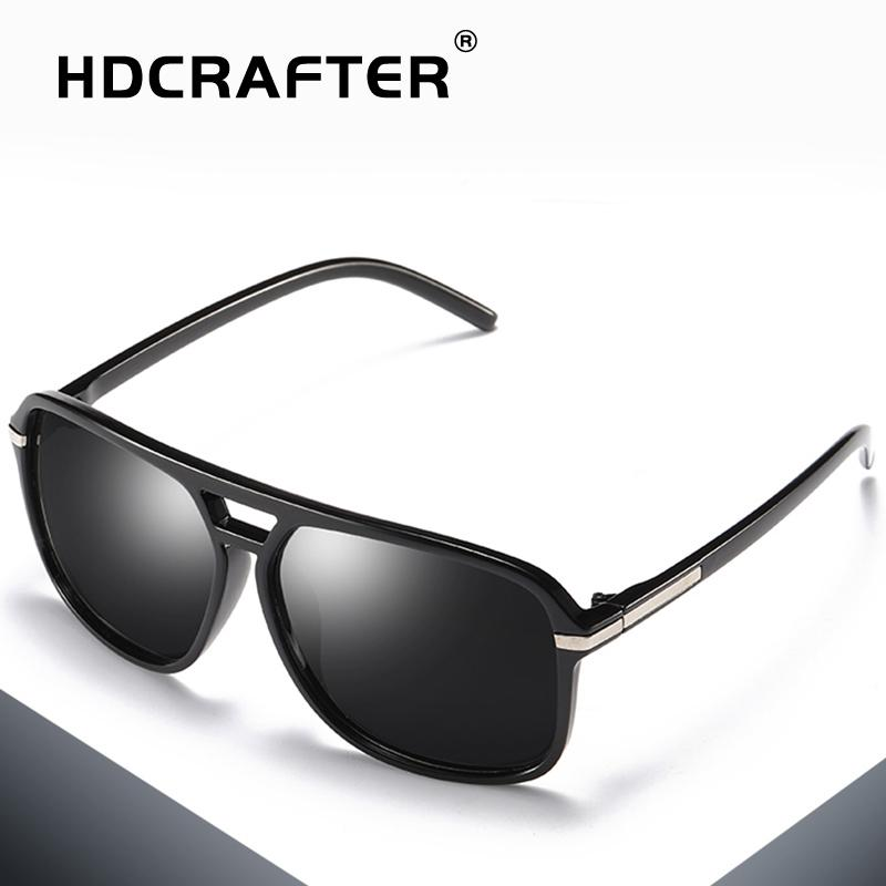 180a9cce2c HDCRAFTER Polarized Sunglasses Men Driving Brand Design Classic Sunglasses  For Men Sunglasses Eyeglasses From Sensational