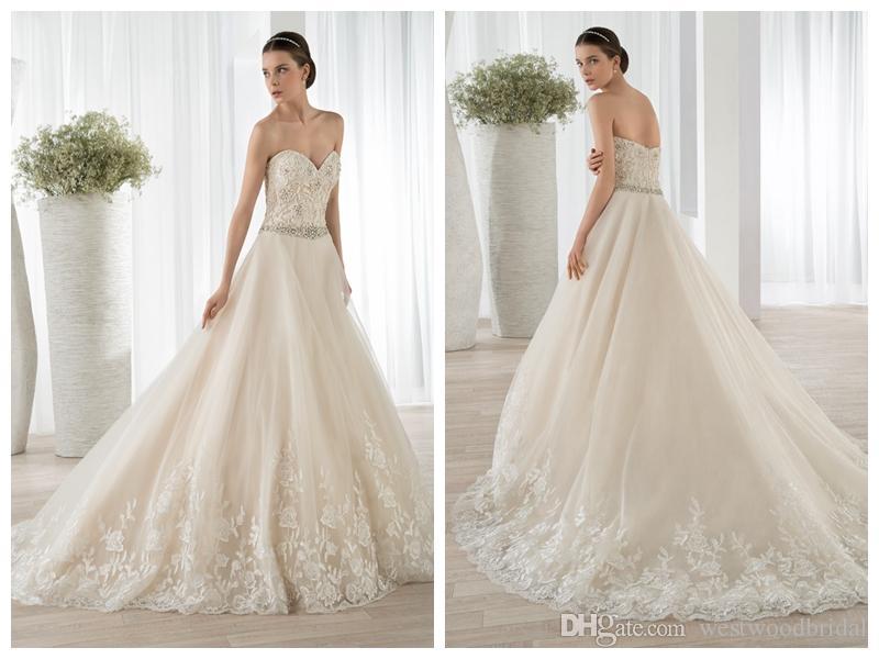 Discount 2018 Wedding Dress Beach Wedding Dresses Bridal Gowns ...