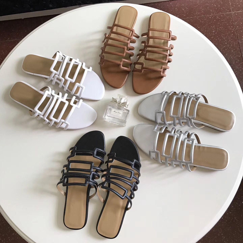 0a495a7b1ae7c Drop Ship 2018 Hot Sell Women Sandals New Women s Half Slipper ...