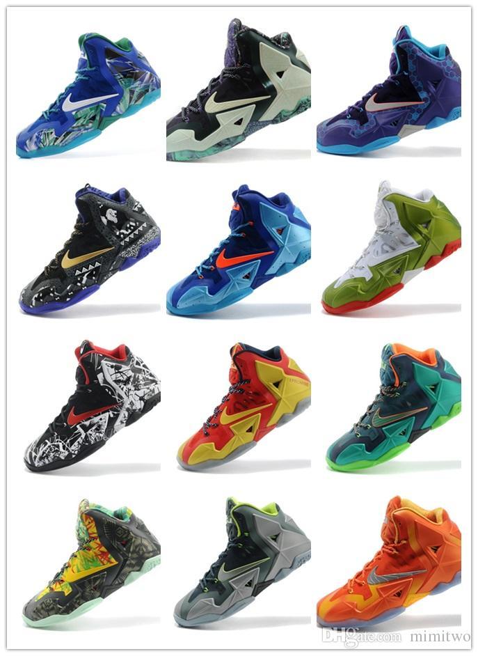 b025d7f3f60 James 11 Th Generation Combat Men s Basketball Shoes Gray Outdoor ...