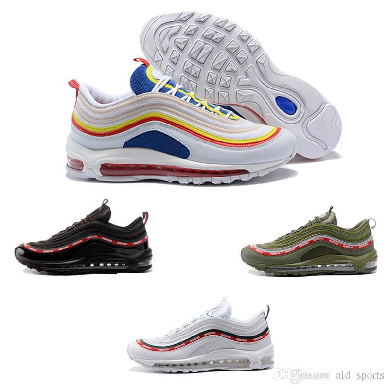 521163e48eeeef 2018 New Max97 1 SE SUMMER VIBES Running Shoes For Men   Women ...