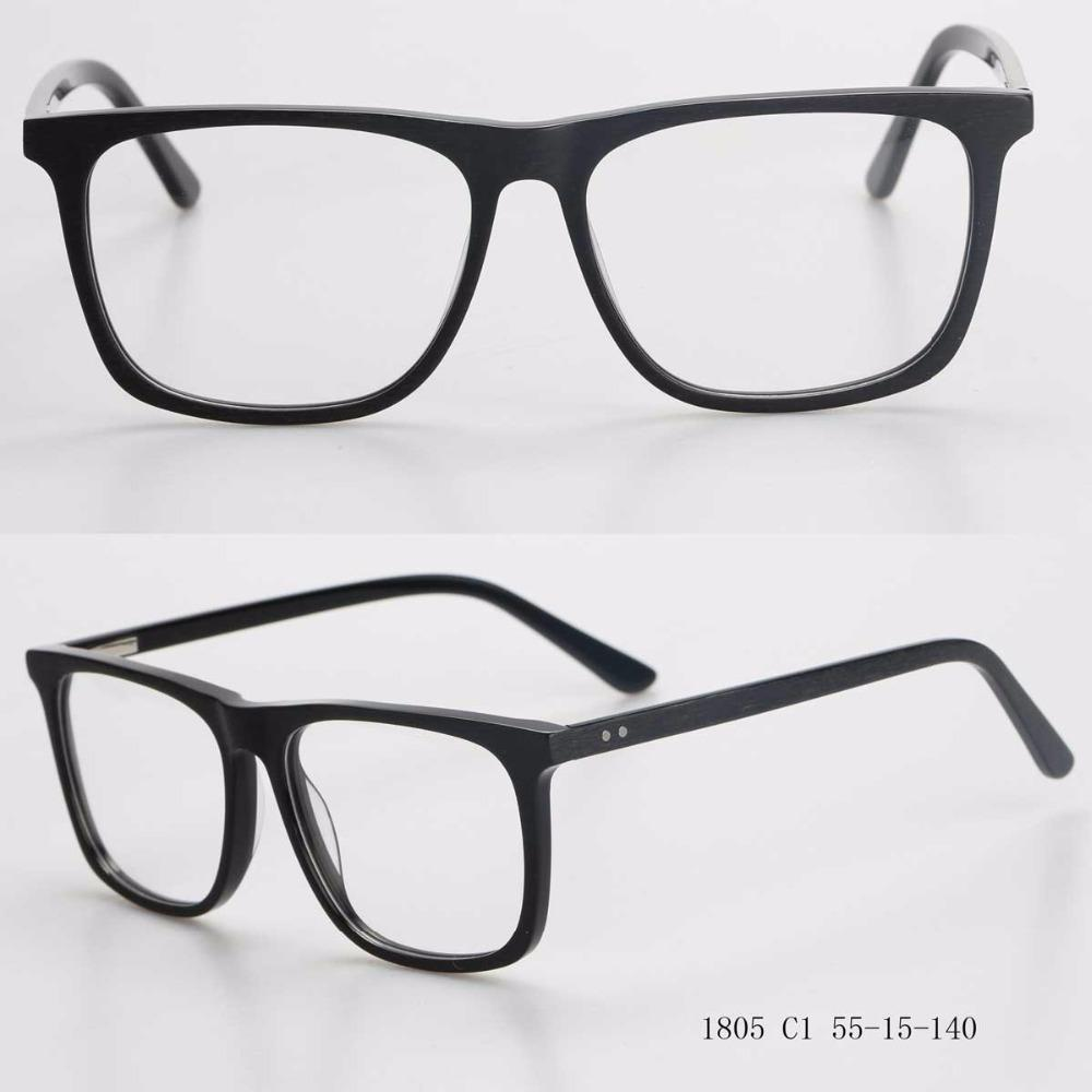 3c41e2d5ea 2019 Popular Nice High Class Acetate Frame Optical Glasses Hot Sell In  China Unisex From Nasturtium