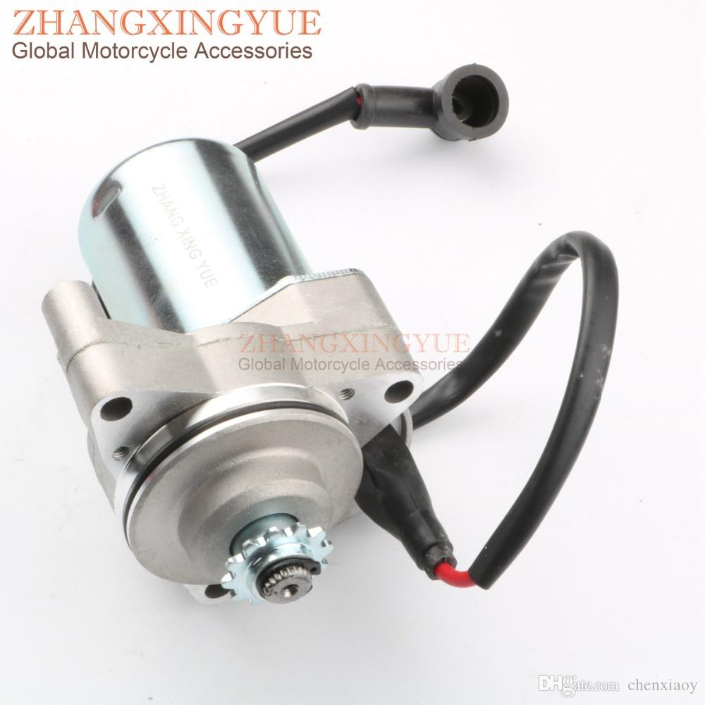 ELECTRIC STARTER MOTOR for China ATV 50 70CC 90CC 110CC 125CC