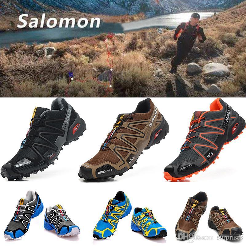 42e5d6406f5 Compre Salomon X Ultra Gtx Zapatillas De Running Para Hombre Colorways  Designer Sneakers Speedcross 3 Zapatillas Deportivas Para Hombre Salomon XA  Outdoor ...