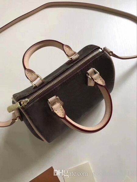 28d3893f7708 Most Popular Women Real Leather High Quality Handbags Totes Bag Shoulder  Bags Cross Body Wallets Lady Party Purse With Straps  61252 Hobo Handbags  Luxury ...