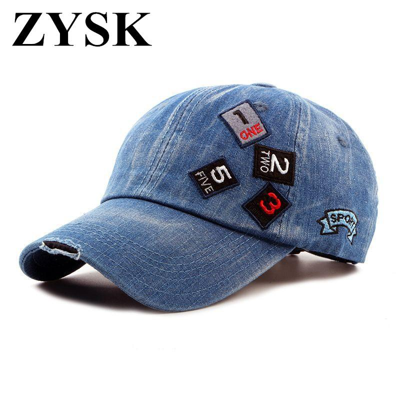 707fc7a6e3cfd ZYSK 2018 Brand Baseball Cap Men Snapback Cap Hat Women Vintage Baseball Hat  For Men Casquette Bone Sports Cap Sun Hat Gorras Cap Online Starter Cap  From ...