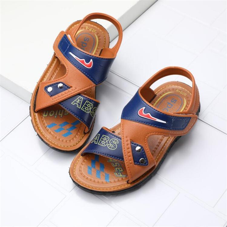158f8541b287 Designer Kids Sandals 3-13 Years Old Kids Beach Sandals Antiskid Kid ...