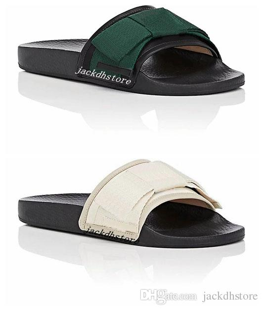 45f85c65932a3 New Arrival Mens And Womens Fashion Bow-embellished Satin Slide Sandals  with Rubber Sole Male Female Beach Causal Flip Flops Mens Slide Sandals  Womens Slide ...