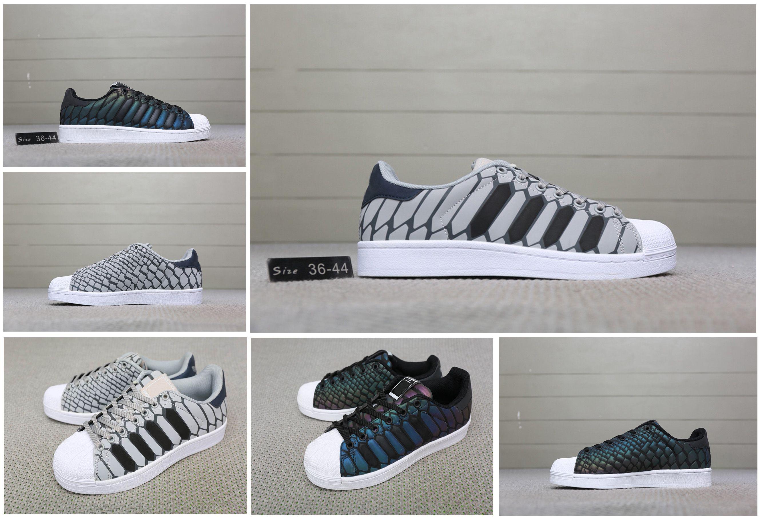4c13283d873ef ... shop großhandel adidas superstar xeno mens running shoes 2018 neue  originale superstar designer shoes weiß hologramm