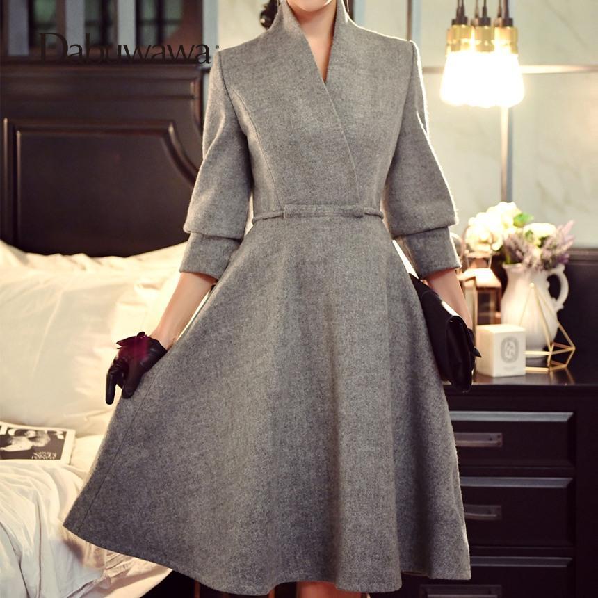 Elegante kleider fur winter