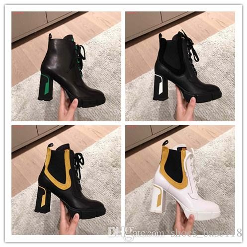 871c016ff3 2018 New Colorful Women Boots High Heels Shoes New International Brands  Famous Brand Designer High Heel Boots Snowboard Boots Rubber Boots From ...
