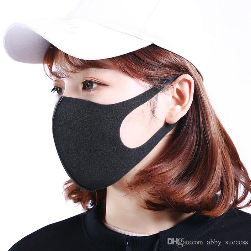 Anti Dust Face Mouth Cover PM2.5 Mask Respirator Dustproof Anti Bacterial Washable Reusable Comfy Masks Cpap Full Face Mask Easy Homemade Face Masks From ...