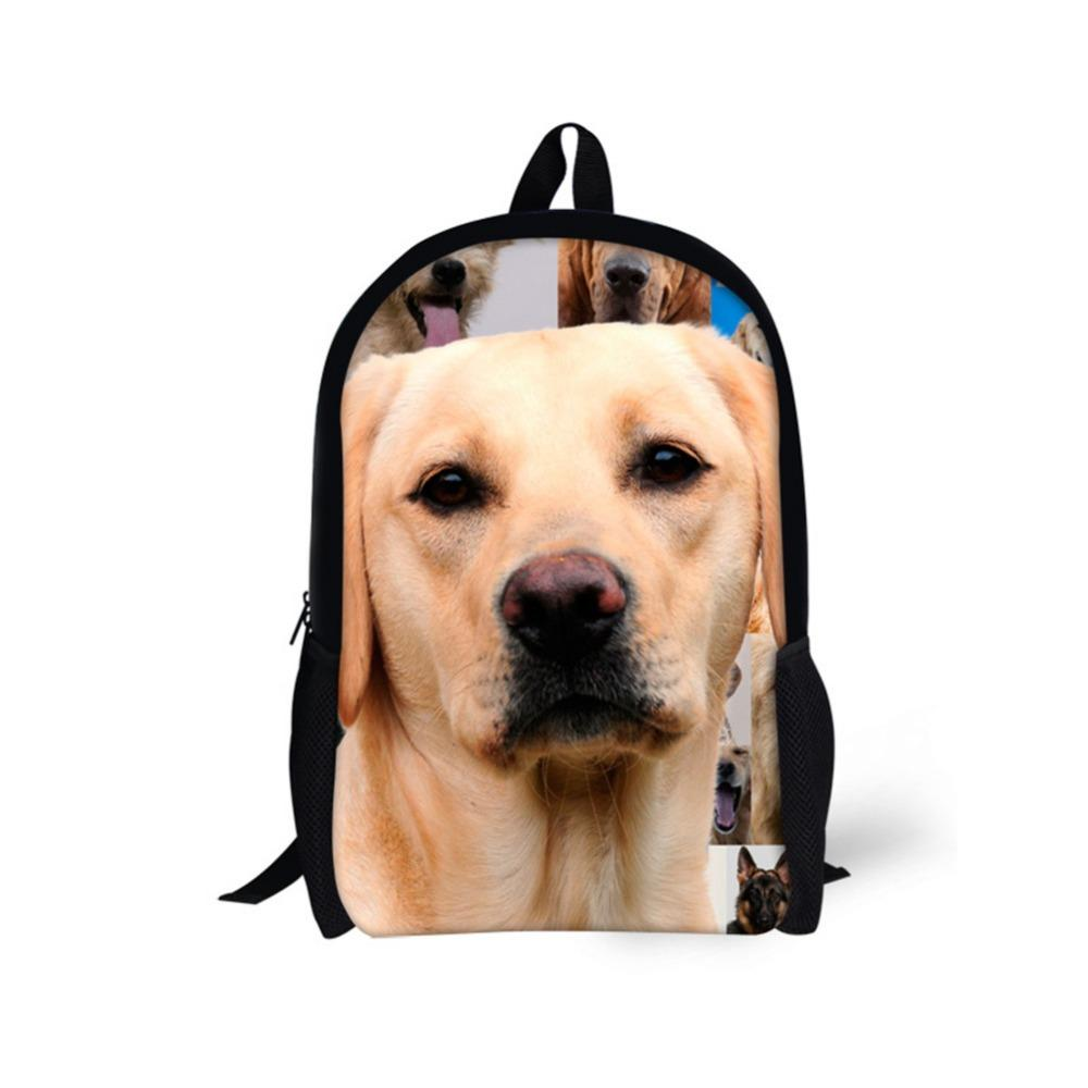 Sporting Forudesigns Girls School Bags Golden Retriever Dog Print 2018 New Children School Bags For Teenagers Boys Girls Book Bag Mochila Without Return Kids & Baby's Bags