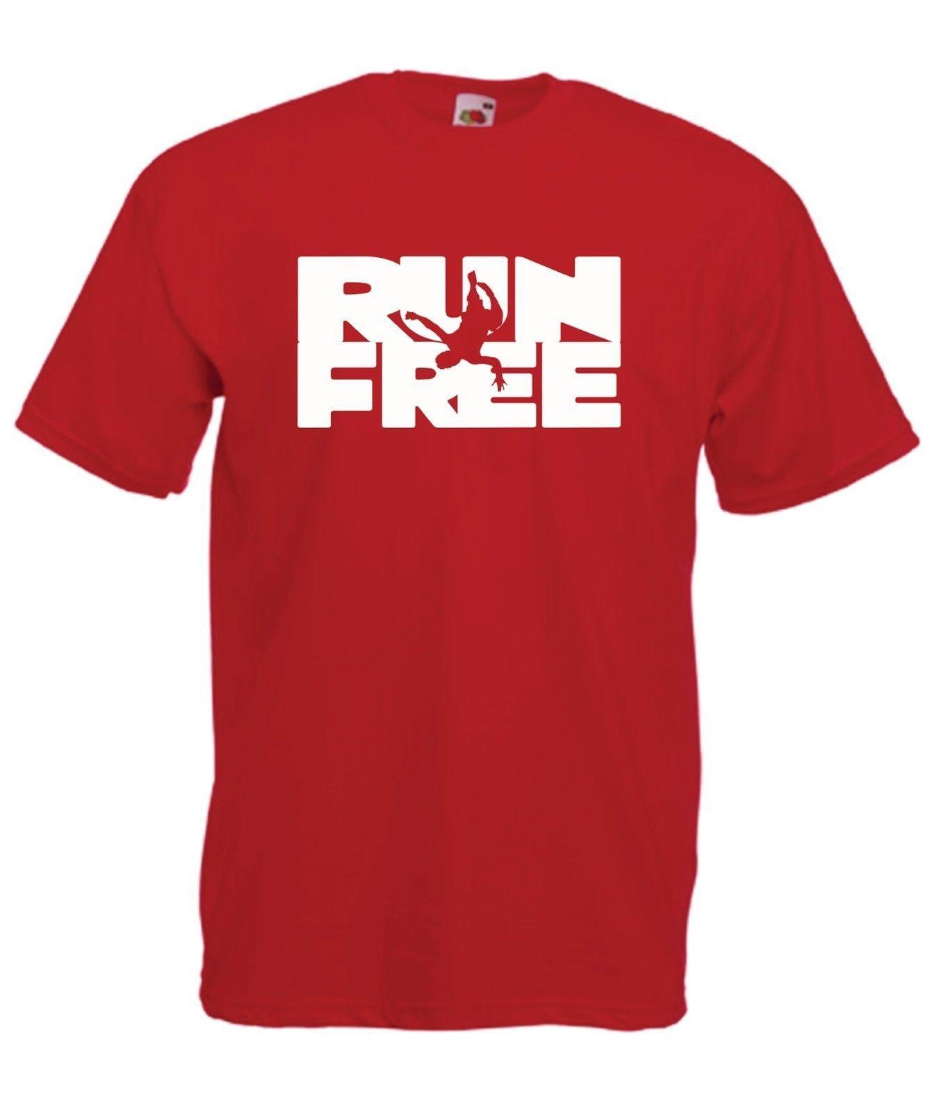 PARKOUR RUN FREE Free Running Jumping Climbing Xmas Birthday Mens Womens T SHIRT Funny Casual Tee Shirt Shart From Fatcuckoo 1296
