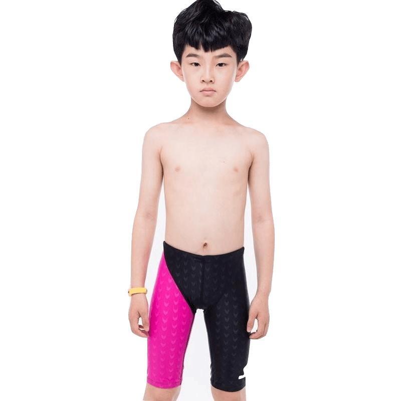 dd8d5537c942 Acheter Sportsman Trunks Bather Piscine Arena Maillots De Bain Sunga 2018  Hommes Garçon Enfant Adulte Natation Baignade Sport Costume Shorts Maillot  Plus La ...