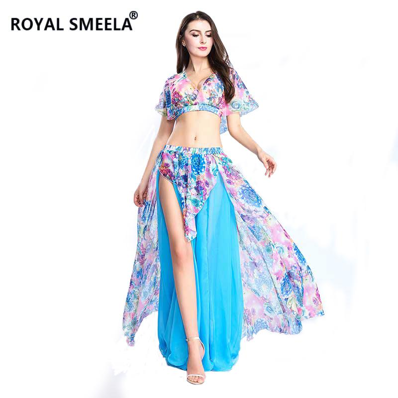 b9d0f3693 2019 2018 Top Grade High Quality Belly Dance Costume Set Sexy Fashion Belly  Dance Clothes Top&Skirt ZH8809 From Cashmere52, $54.66 | DHgate.Com