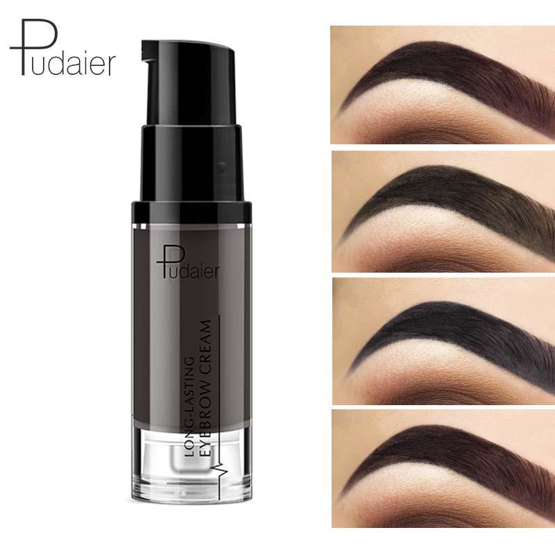 Pudaier Brand Eyebrow Enhancer Liquid Cosmetics Natural Long Lasting